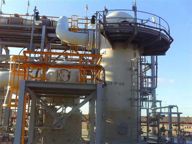 Pretreatment-Unit-Co-leaser-Filter